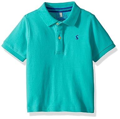 6f343d83f Amazon.com: Joules Kids Baby Boy's Pique Polo Shirt (Toddler/Little ...