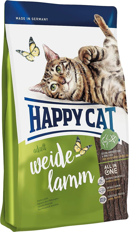 Happy Cat Fit & Well Adult Lamb Comida para Gatos - 1400 gr