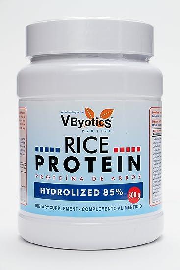 V.Byotic Proteina De Arroz Hidrolizada 500 Gramos 600 g ...