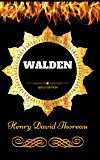 Walden : By Henry David Thoreau : Illustrated