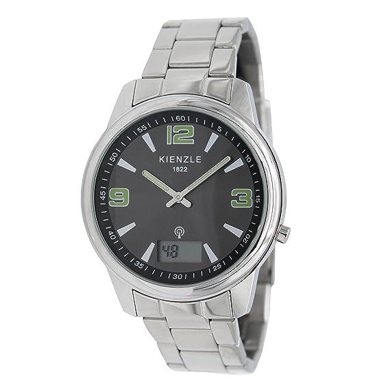 Kienzle 1822 Hombre Reloj de pulsera Radio modelo dw00101: Amazon.es: Relojes