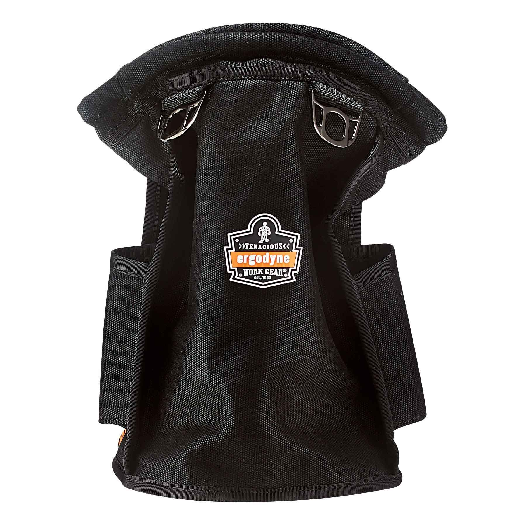 Ergodyne - 5528 Black Topped Parts Pouch - Canvas