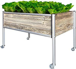 Foreman Raised Garden Bed Planter Box Kit 36