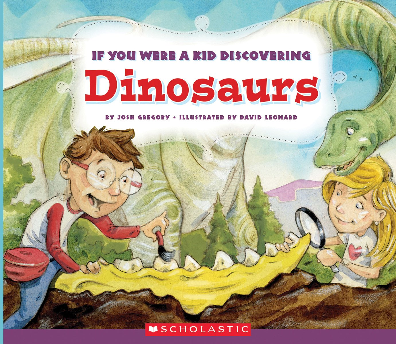 Download If You Were a Kid Discovering Dinosaurs PDF Text fb2 book