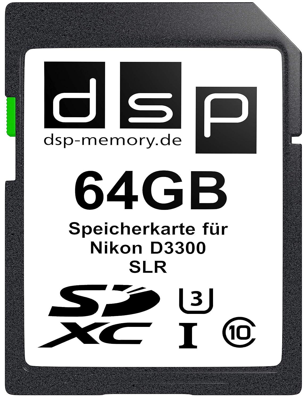 Tarjeta de Memoria Ultra Alta Velocidad de 64 GB para cámara ...