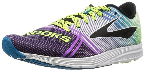 Brooks Hyperion, Zapatos para Correr para Mujer, (Imperial Purple/Blue Jewel/Nightlife), 38.5 EU: Amazon.es: Zapatos y complementos