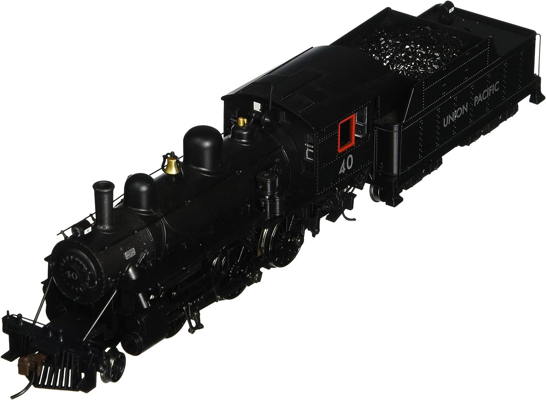 Bachmann Industries Alco 2-6-0 DCC Ready Locomotive - UNION PACIFIC #40 - (1:87 HO Scale)