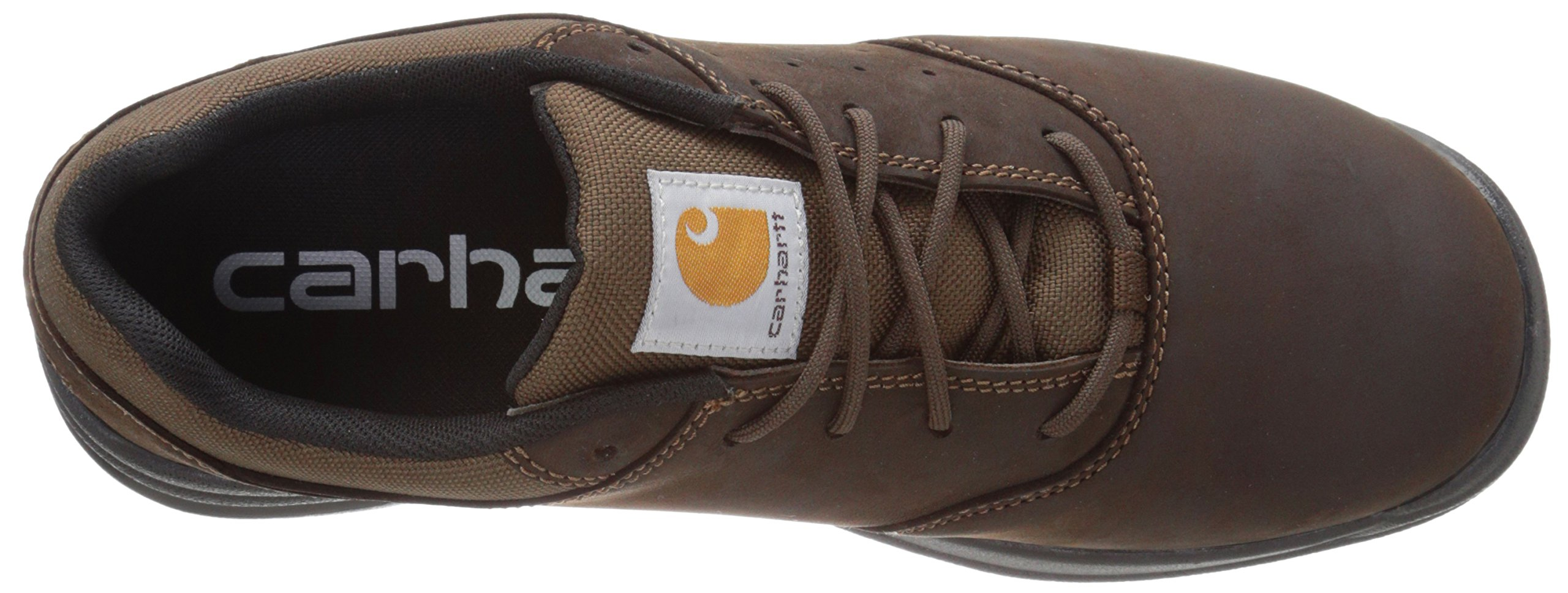 Carhartt Men's CMO3040 Walking Oxford,Dark Brown, 13 M US by Carhartt (Image #8)