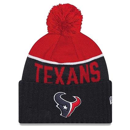 44f4452daa6 Amazon.com   Houston Texans New Era 2015 NFL Sideline On Field Sport ...