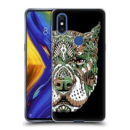 Amazon.com: Official Bioworkz Pitbull 2 Coloured Canine 1 ...
