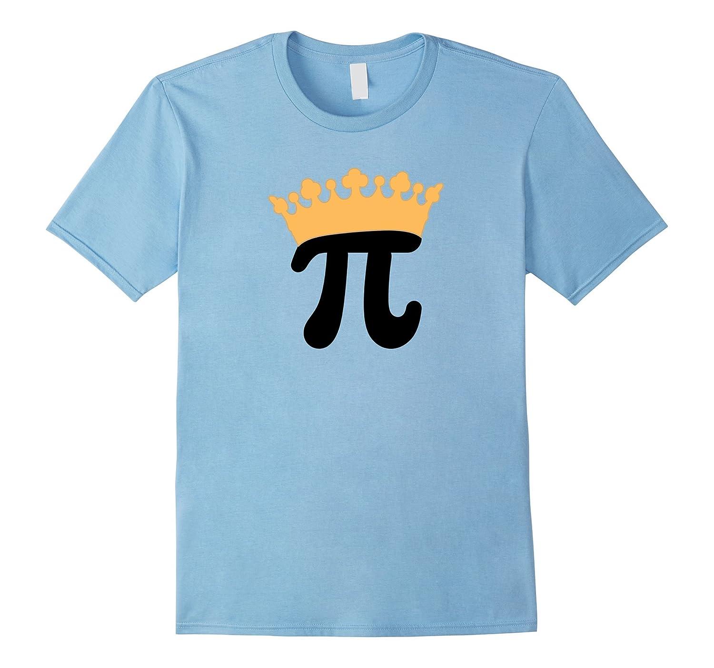 Pi Day Cute Math Party Celebration Crown t-shirt-TD – Teedep