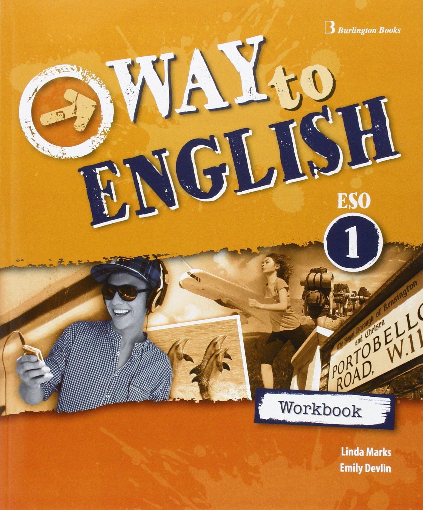 16 way to english 1 eso workbook language builder Tapa blanda 9963516300