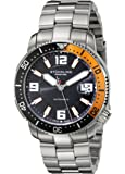 Stuhrling Prestige Men's 323.331157 Prestige Swiss Made Regatta Cruiser Automatic Date Stainless Steel Bracelet Watch