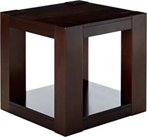 Standard Furniture Franklin End Table, Brown