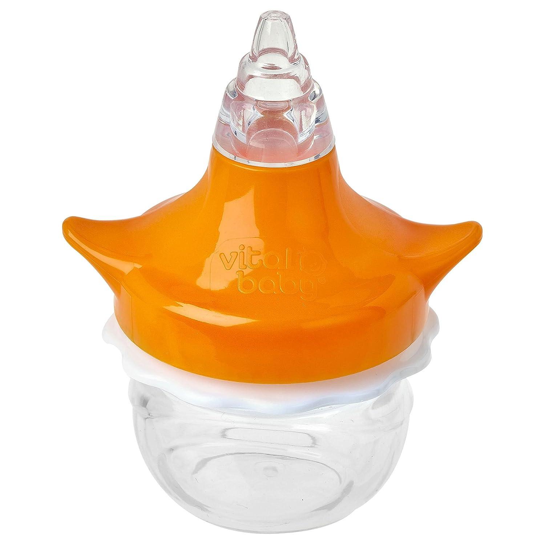 Vital Baby Baby Nasensauger / Nasenaspirator - orange Vital Innovations 442512