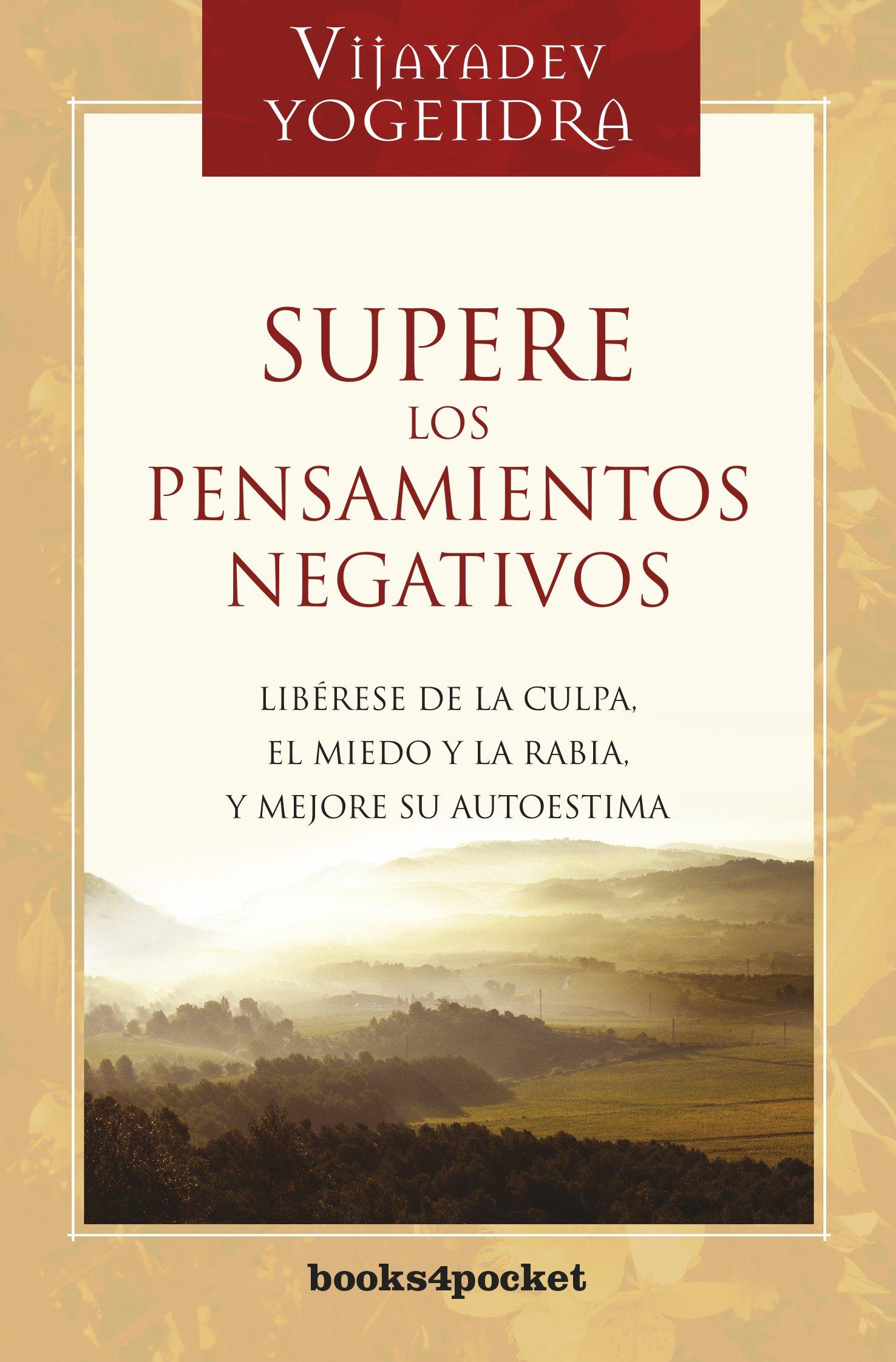 Supere los pensamientos negativos (Spanish Edition) ebook