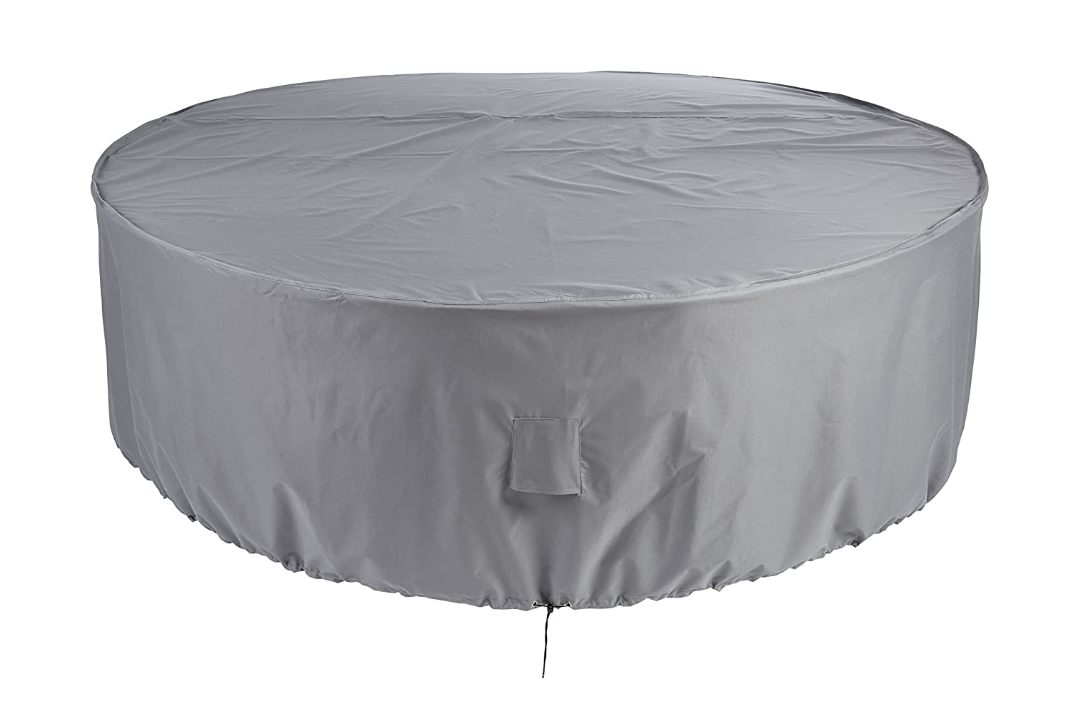 Gardman Small cover for round seating group, gray, 2-4 Seater 35900