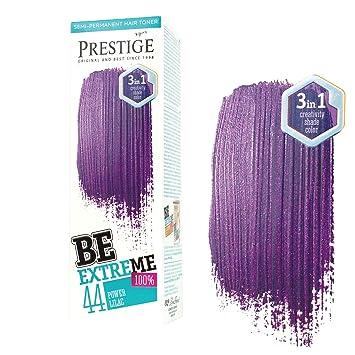 Be Extreme Halb-Dauerhafter Haar-Toner-Farbe Macht Lila 44 - Ohne ...