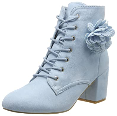 02ba94072aac3 Joe Browns Women's Clear Skies Corsage Boots Ankle (Pale Blue A), 3 (