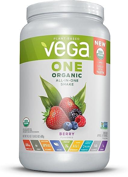 Amazon.com: Vega One Batido orgánico todo en uno ...