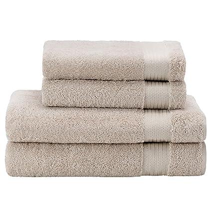Juego de toallas el corte ingles
