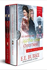 An American Mail-Order Bride Christmas Collection: Victoria, Bride of Kansas; Santa's Mail-Order Bride; The Christmas Wish Kindle Edition