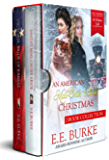 An American Mail-Order Bride Christmas Collection: Victoria, Bride of Kansas, Santa's Mail-Order Bride, The Christmas Wish