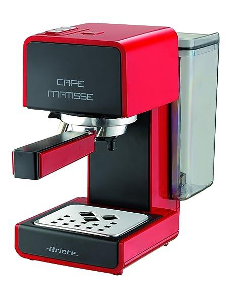Ariete 1363/11 Matisse - Cafetera de espresso, 900 W, 0.8 l, 15 ...