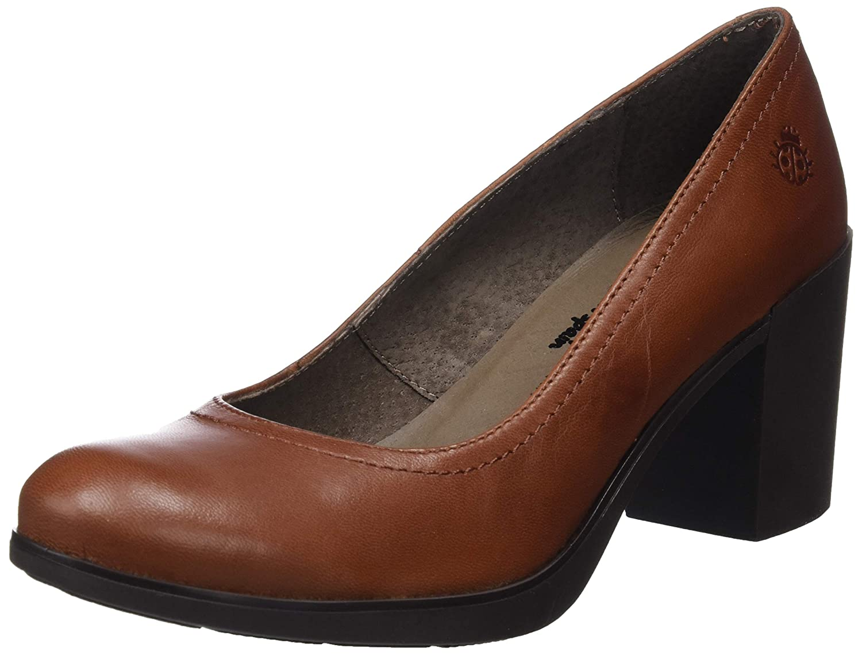 Yokono Virtu, Zapatos de tacón con Punta Cerrada para Mujer