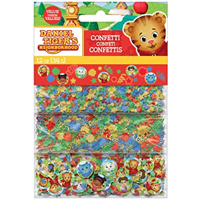 Confetti | Daniel Tiger's Neighborhood® | Party Accessory: Health & Personal Care