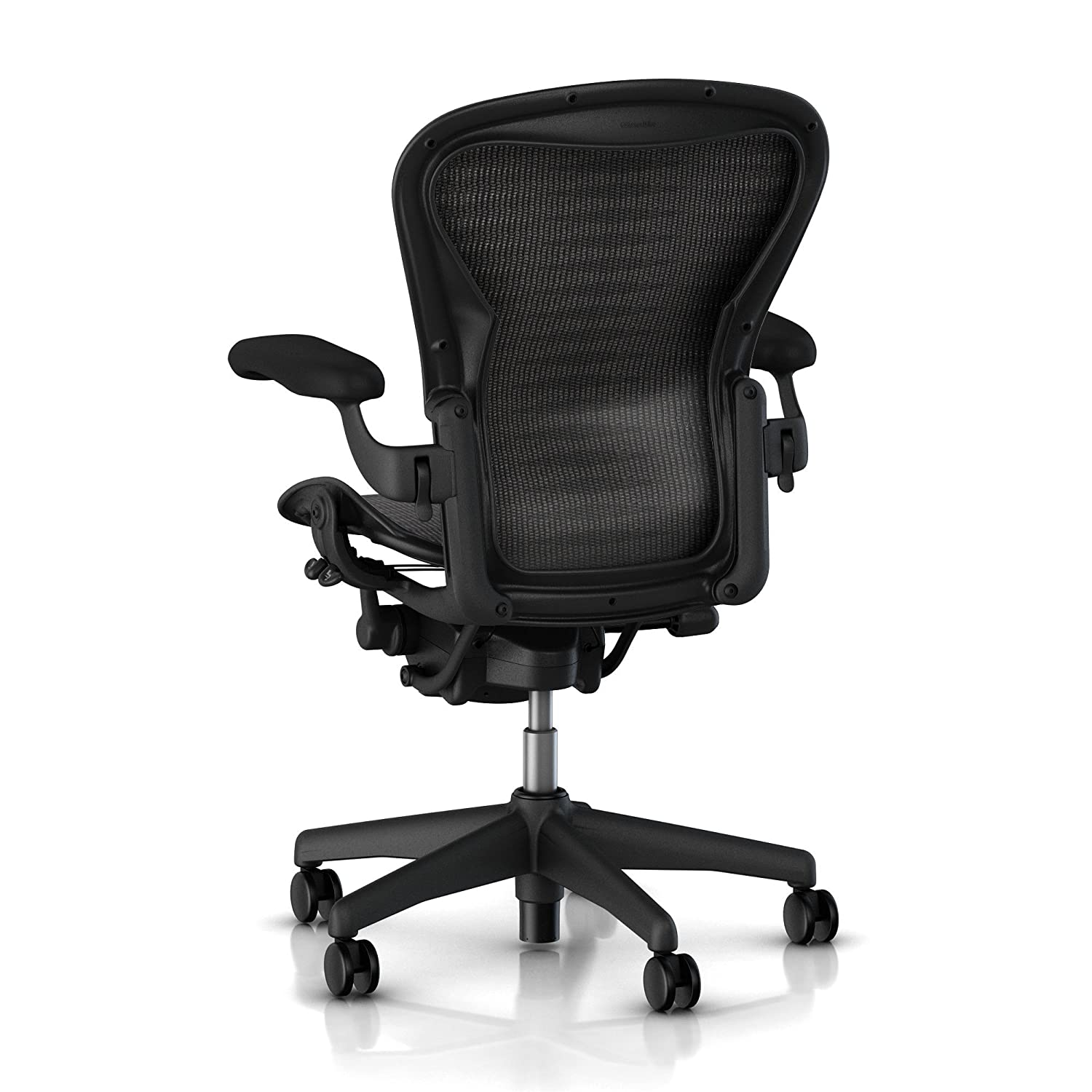 Amazon Herman Miller Classic Aeron Task Chair Highly Adj w