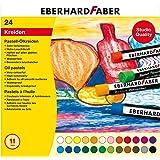 Eberhard Faber 522024 - Pastell Ölkreide, Kartonetui 24er