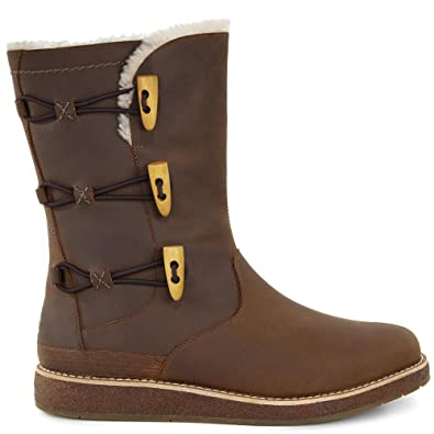 UGG Women's Kaya Chocolate Boot 5 B ...