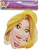 Amscan 4-Piece Princess Face Masks Party Accessory
