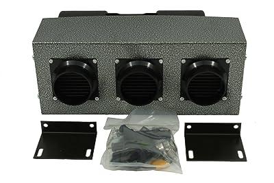 30,000 BTU High Output Auxiliary Heater