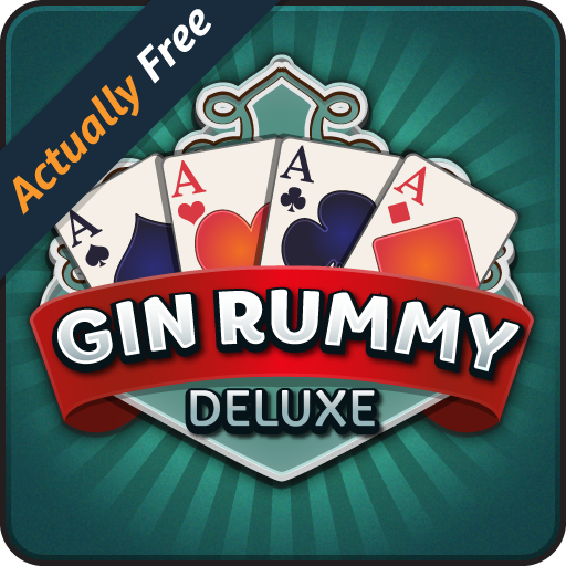 Gin Rummy - Pinochle Card Game