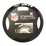 Fremont Die NFL New York Jets Poly-Suede Steering