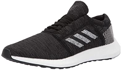best website cd48a bf916 adidas Men s Pureboost Go, Black Grey, ...