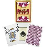 10 x Mini POKER Jeu de cartes cartes pokerdeck Plastic pelliculés 6x4 cm 54 Jeu de cartes