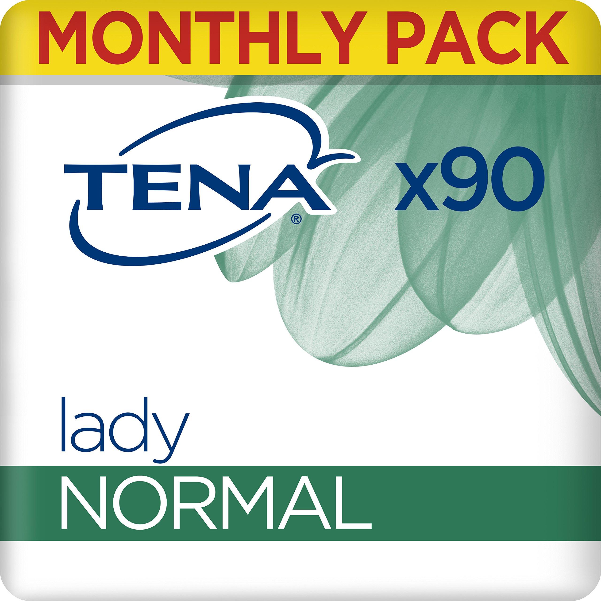 TENA Lady Normal, Compresas - 90 Unidades product image