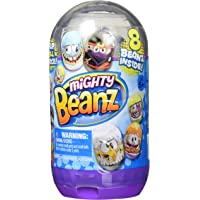 Mighty Beanz Mbnz S1 Slam PK Cdu-NO J Hook Card Game, Multi Color
