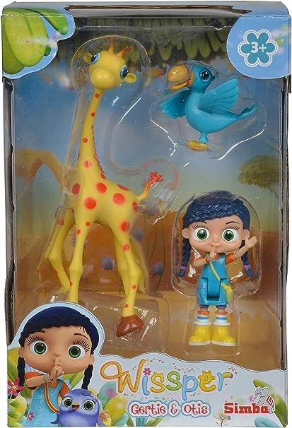 Wissper avec Peggy /& Dan Gertie ou /& Otis figures figurines