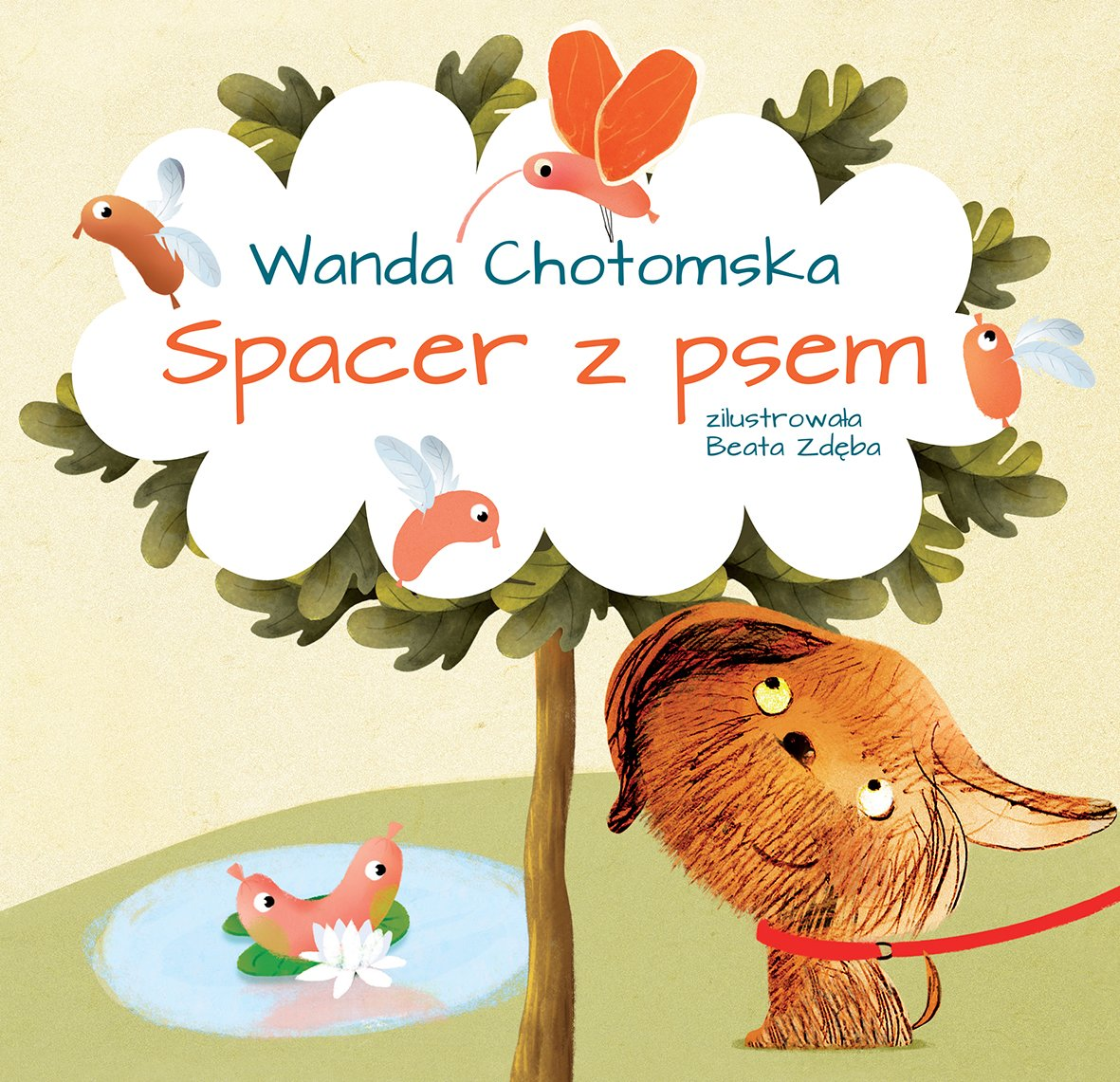 Spacer Z Psem Polish Edition Wanda Chotomska