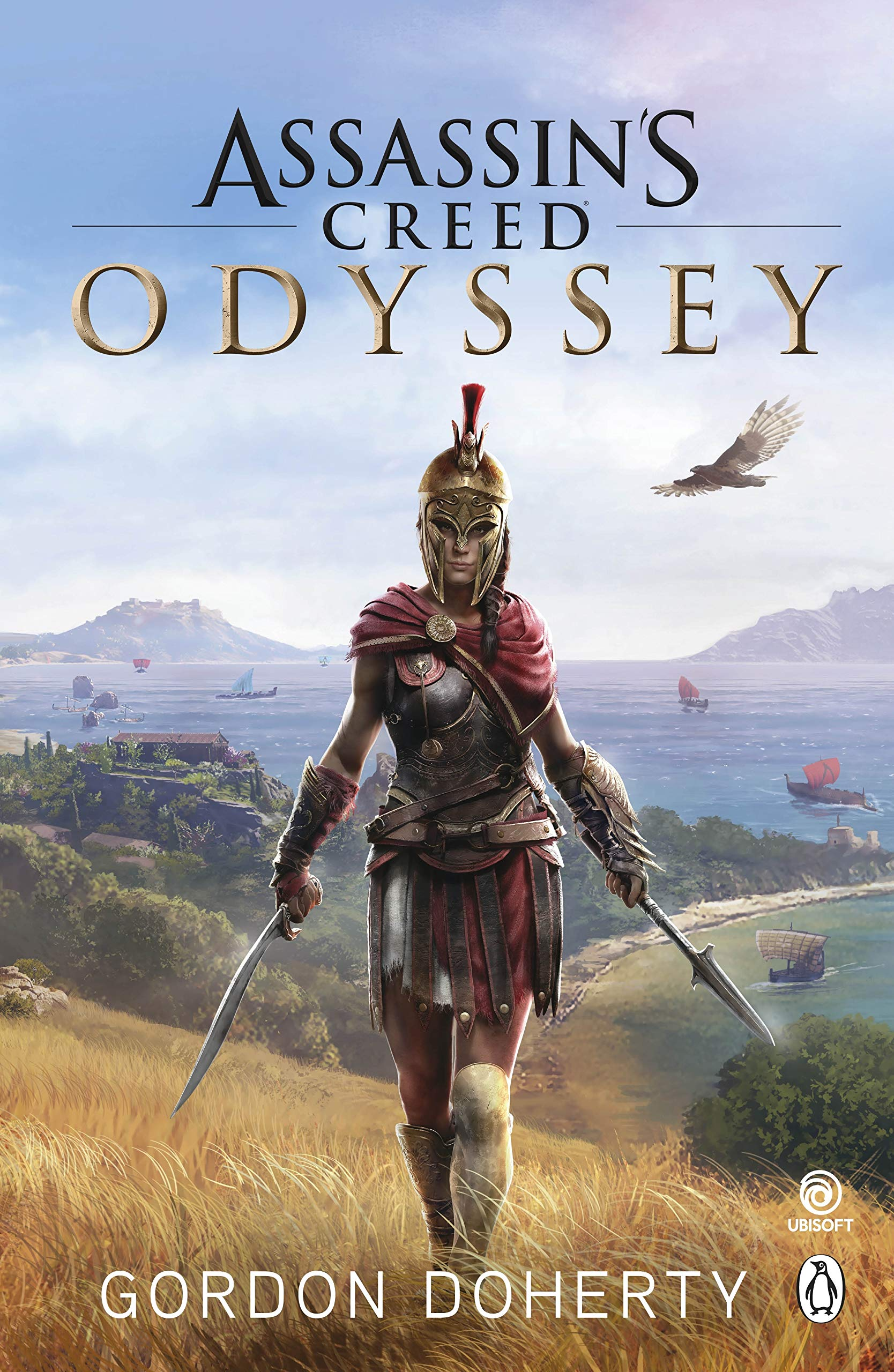 Assassin S Creed Odyssey The Official Novel Of The Highly