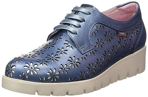 2c6511ab Callaghan Haman, Zapatos de Cordones Derby para Mujer: Amazon.es: Zapatos y  complementos