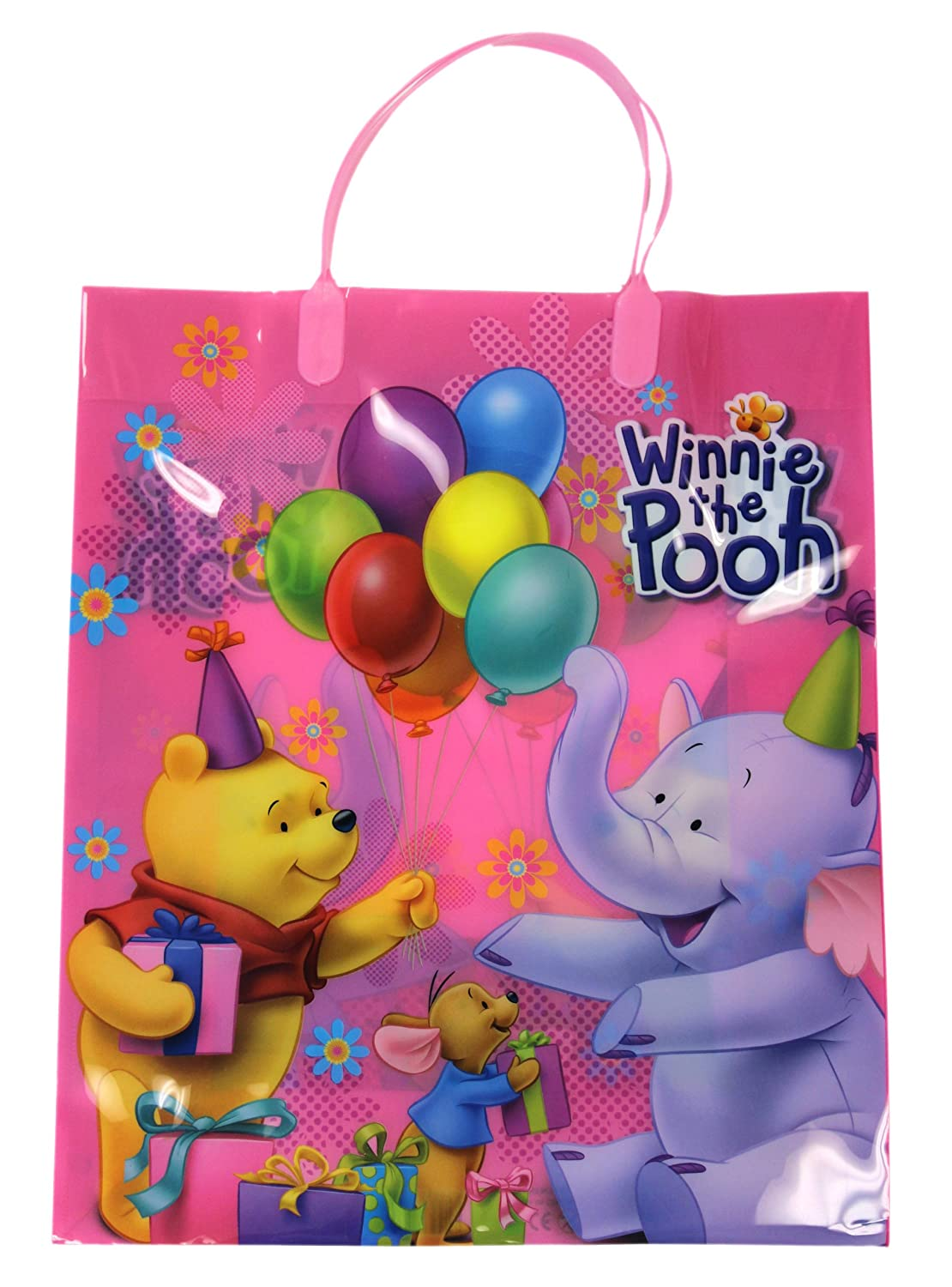 6 Piece Winnie the Pooh Gift Bags (Assorted)  Assorted Winnie the Pooh Gift Bags