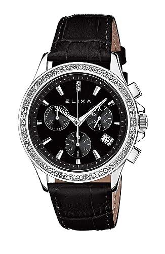 ELIXA Reloj Mujer E064-L201