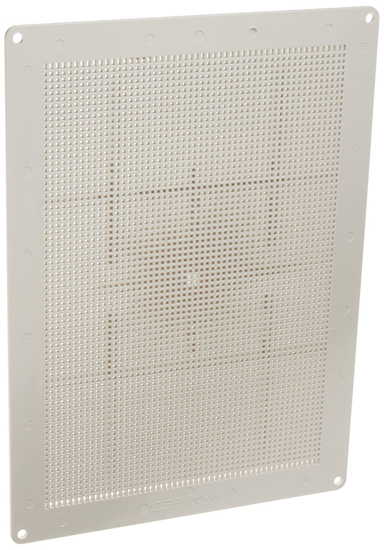 17-19//32 Length x 13-3//32 Width x 11//64 Thick for NB Series NEMA Box BUD Industries NBX-10990-PL ABS Plastic Internal Panel