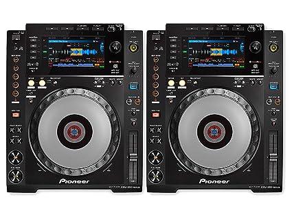PIONEER CDJ-900NXS DJ PLAYER DRIVER FOR PC