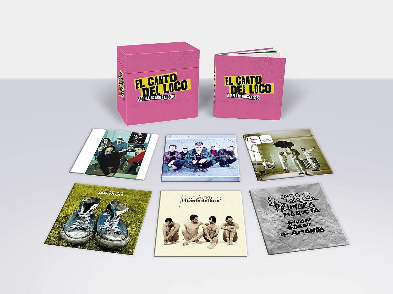 Amazon.com: Aquellos Años Locos CD Box Set - El Canto Del ...